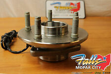 2002-2005 Dodge Ram 1500 Front Disc Brake Wheel Hub And Bearing Mopar OEM