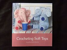 Crocheting Soft Toys by Angelika Wolk-Gerche - 13 Cuddly Animals to Crochet