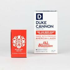 Duke Cannon Big Ass Beer Soap 10 oz - Made with American Lager  BEER6