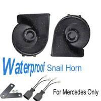 Dual Pitch Loud Snail Horn For Mercedes X253/C253 W166 X166 W222 S212 W176 W246