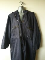 "Coverall Work Wear Clothes PPE Overalls Boiler Suit 50"" XL #522"