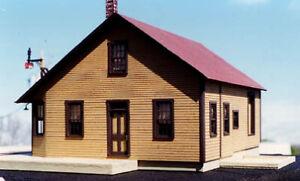 B.T.S. 27123 HO East Broad Top Saltillo Station Kit