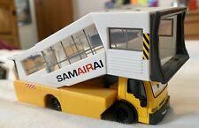 DISNEY CARS DIECAST UCCHI SAMAIRAI Truck AIRPORT ADVENTURE Deluxe Pixar Metal