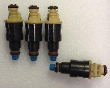 STANDARD SET OF 4  FJ517 NEW  Fuel Injector PEUGEOT505 (1985)