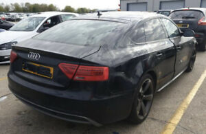 2012/015 Audi A5 Black Edition Breaking Headlight Wing Radpack Front End