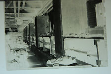 (13) B&W Press Photo Negative PJ Kennedy Piers Athol Jobs Documenting T975