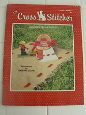 THE CROSS STITCHER MAGAZINE, 1986, VOLUME 3, NUMBER 5