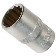 Clés à Douille SW 19 mm 1//2 Pouces Outil Voiture stecknuß Extérieur Pendant à Tête Hexagonale écrou