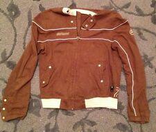 womens dcshoecousa sweatshirt Dc Shoes Brown Pink Medium