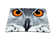 Owl Anti-Slip Mouse Pad Rubber Mice Pad Mat Mousepad For Optical Laser Mouse