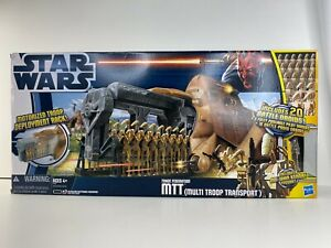 Star Wars Clone Wars Trade Federation MTT Multi Troop Transport ATTE ATPT New