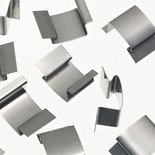 Stainless Steel 'G' Glazing Clip x 100 for Greenhouse