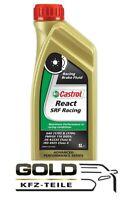 React SRF Racing 1 Liter Bremsflüssigkeit Rennsport DOT 3 & DOT 4 Castrol React