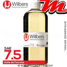 SAE 7.5 - Huile de fourche Wilbers