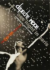 DEPECHE MODE - ONE NIGHT IN PARIS THE EXCITER NEW DVD