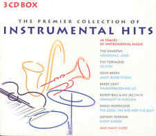 Various - Instrumental Hits - Premier Collection (3-CD) - Pop Instrumental