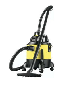 Parkside 20L Wet & Dry Vacuum Cleaner 1300W Container 180 air watts, New 2021
