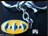 DC Comics BATMAN LOGO Justice League Movie Metal Key chain cosplay gift