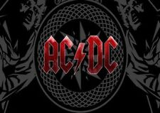 AC/DC Metal Music Posters