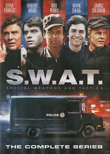 S.W.A.T. Complete Series Brand New but UNSEALED Region 1  UPC: 683904547002