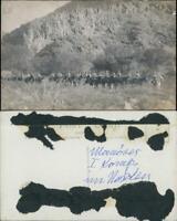 Deutsch-Südwestafrika Schutztruppe Manöver Kolonie Namibia DSWA 1914 Privatfoto