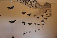 Halloween Chauve-Souris Attaque Suspendu Chauve-souris décoration pour la maison 3 M Long Aluminium plafond