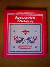"""""""Kreuzstichstickerei (Alte Handarbeiten - neu entdeckt)"""" v. Diers u. Dünninghaus"""
