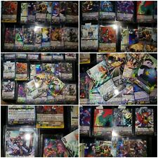 Cardfight Vanguard Bulk Lot of Promos NM Pack Fresh
