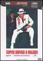 Super Rapina a Milano (1964) DVD Nuovo Sigillato Celentano