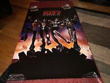 "Kiss ""Destroyer"" Album Art (2015 reissue Canada Import Poster)"