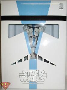 "501st CLONE TROOPER Star Wars Sideshow Medicom VCD 8"" Vinyl Figure SDCC 2006"