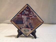 Willie Mays San Francisco Giants 500 Home Run Bradford Exchange Baseball Plate