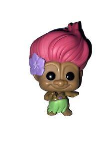Funko Pop Mystery Minis Mini Good Luck Trolls Hula Girl 1/12