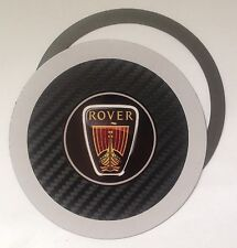 Magnetic Tax disc holder fits any rover 75 25 45 tourer 200 400 414 618 620 416.
