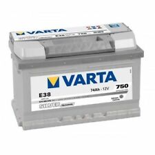 VARTA E38 BATTERY Audi Ford Renault Vaux Seat VW Car Battery 12v 100 74Ah