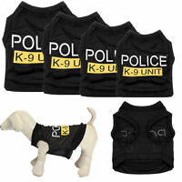 Cute Small Dog Cat Vest Puppy T-Shirt Coat Pet Clothes Summer Apparel Costumes