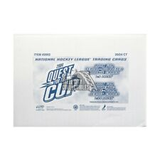 2003-04 Pacific Quest for the Cup Hockey Hobby 20-Box Case
