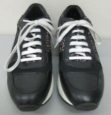 OPENING CEREMONY 'CARD OC' Black & Pink Fashion Sneaker Size 8