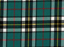 Thompson Tartan Fabric Thompson Dress Blue 13oz 100% Pure Wool