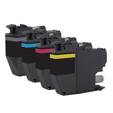 4PK LC3013 Ink Cartridge BK/C/M/Y With Chip For Brother  MFC-J491DW J497DW