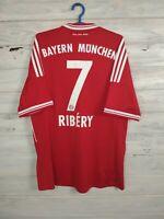 Ribery Bayern Munich Jersey 2013 2014 Home M Shirt Mens Football Adidas Z25029