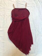 New listing Curtain Call Womens 4-6 Skating Dress Euc