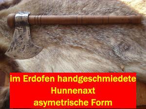 Hunnenaxt Wikingeraxt Mittelalter handgeschmiedet Wikinger Axt Wikingeräxte MPS