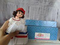 Madame Alexander Dominican republic 544 doll
