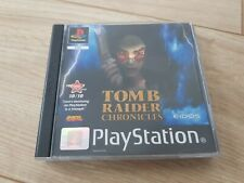 TOMB RAIDER CHRONICLES Pour Playstation One PS1