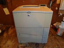 HP laserjet 4100tn 4100 Laser printer *REFURBISHED* warranty Count 64,310
