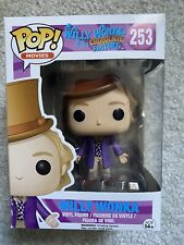 Willy Wonka Funko Pop #253