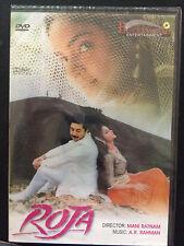 Roja, DVD, Bollywood Ent, Hindu Language, English Subtitles, New