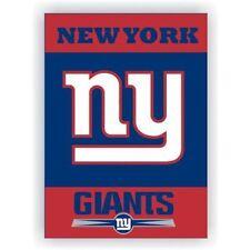 2e1cd65d9 NEW YORK GIANTS BLANKET throw fleece