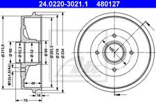 ATE Bremstrommel für Bremsanlage 24.0220-3021.1